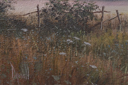 Detail from Dawn Chorus by David Dipnall