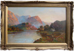 Francis Jamieson painting In the Trossachs Loch Etive
