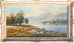 William McGregor painting A View of Ullswater